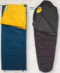 Ultraleicht-Schlafsack von Adventuridge