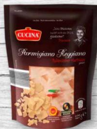 Italienischer Reibekäse von Cucina