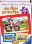My First Puzzles von Ravensburger