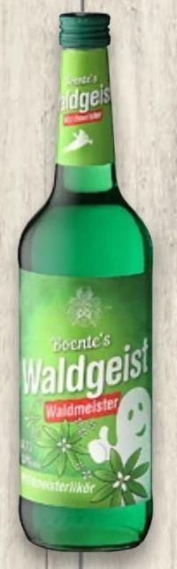 Waldgeist von Boente