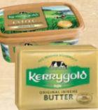 Markenbutter von Kerrygold