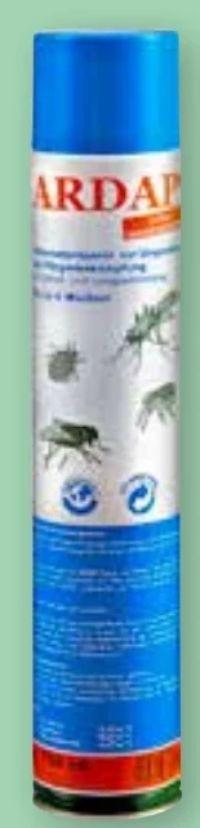 Ungeziefer-Fliegen-Spray von Ardap