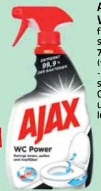 WC-Reiniger Power Spray von Ajax