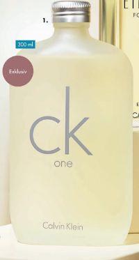 CK One EdT von Calvin Klein