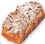 Nuss-Striezel von Globus Hausbäckerei