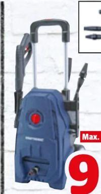 Hochdruckreiniger KT-HDR 130 von Kraftronic