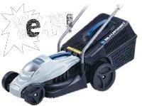 Elektro-Rasenmäher von Blaupunkt