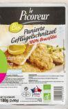 Bio Hähnchen Schnitzel von Le Picoreur