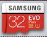 microSD Karte EVO Plus von Samsung
