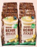 Fair Trade Brauner Rohrzucker