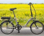 Falt-E-Bike Foldi Plus von Saxonette