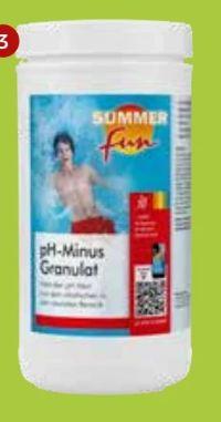 pH-Minus-Granulat von Summer Fun