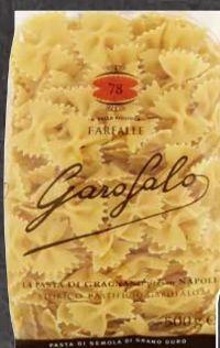Teigwaren von Garofalo