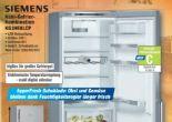 Kühl-Gefrier-Kombination KG39E8LCP von Siemens
