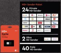 HD+-Karte von HD PLUS