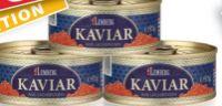 Rotlachskaviar von Lemberg