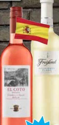 Rioja Rosado von Bodegas El Coto