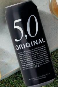 Pils von 5,0 Original
