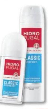Deo Roll-on von Hidrofugal