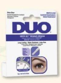 Duo Striplash Adhesive Clear von Ardell