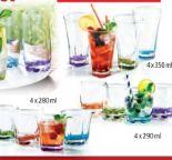 Trinkgläser 4er-Set von Casa Royale