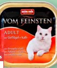 Vom Feinsten Katzen-Nassfutter von Animonda
