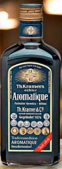 Feinster Gewürz-Bitter von Aromatique