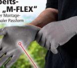 Arbeitshandschuh M-Flex von Kraft Werkzeuge