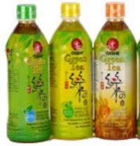 Grüner Tee von Oishi