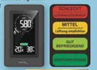 CO2-Messgerät WL 1030 von Techno Line