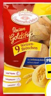Fußball Weizen-Brötchen von Coppenrath & Wiese