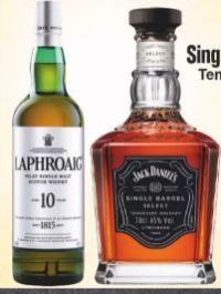 Single Barrel Select von Jack Daniel's