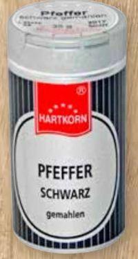 Pfeffer von Hartkorn