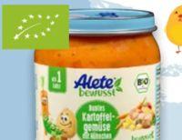 Bio-Menü von Alete