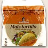 Tortilla gelber von La Morena