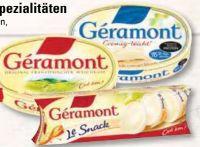 Weichkäse-Spezialitäten von Géramont