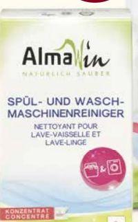 Spülmaschinenreiniger von AlmaWin