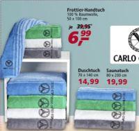 Frottier-Handtuch von Carlo Colucci