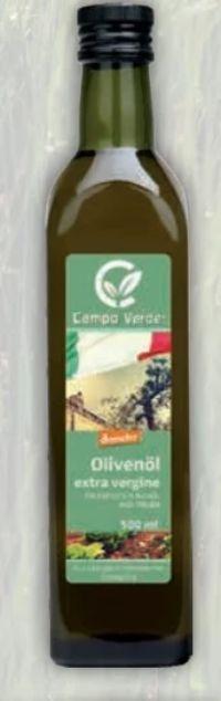 Bio Olivenöl von Campo Verde