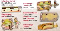 XXL-Scharnier-Set von Kraft Werkzeuge