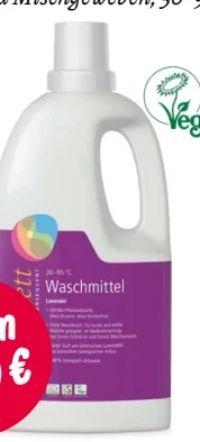 Bio-Flüssigwaschmittel von Sonett