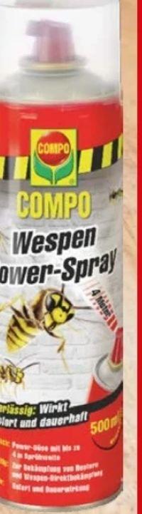 Wespen-Powerspray von Compo