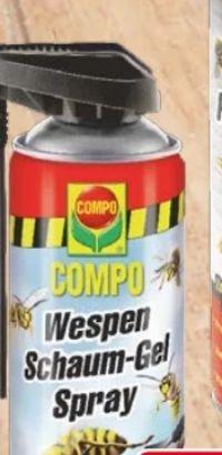 Wespen Schaum-Gel Spray von Compo
