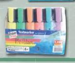 Pastell-Textmarker von Paper Scrip