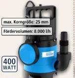 Schmutzwassertauchpumpe GS 4003 P von Güde