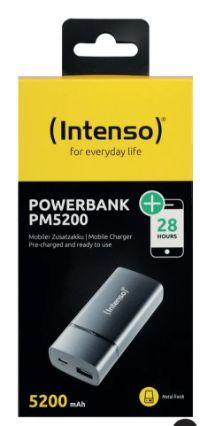 Powerbank PM5200 von Intenso