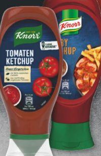 Ketchup von Knorr
