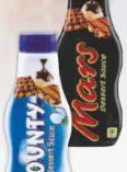 Dessertsauce von Mars