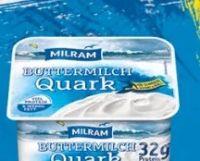 Buttermilch-Quark von Milram
