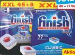 Geschirr-Reiniger Tabs von Finish